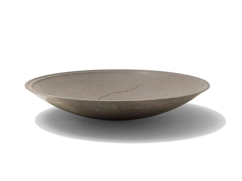 Round marble tray GEA | Tray by GIORGETTI