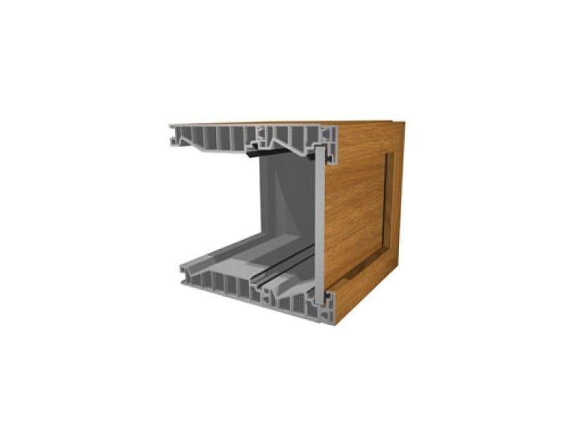 Box for roller shutter GEALAN | Box for roller shutter by PIVA GROUP