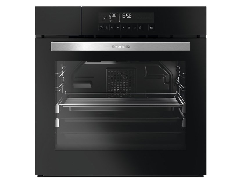 Electric multifunction touch screen oven Class A GEIDD 27000 B | Multifunction oven by Grundig