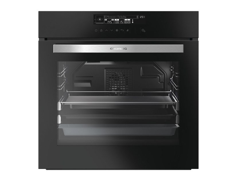 Built-in electric touch screen oven Class A GEIW 27000 B | Multifunction oven by Grundig