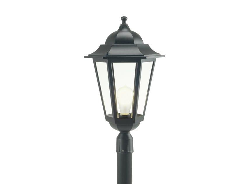 Lampione da giardino a lanterna in alluminio pressofuso GEKO 572 by SOVIL