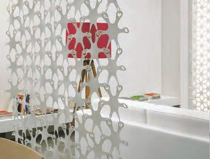 Painel divisor modular GEKO by Caimi Brevetti