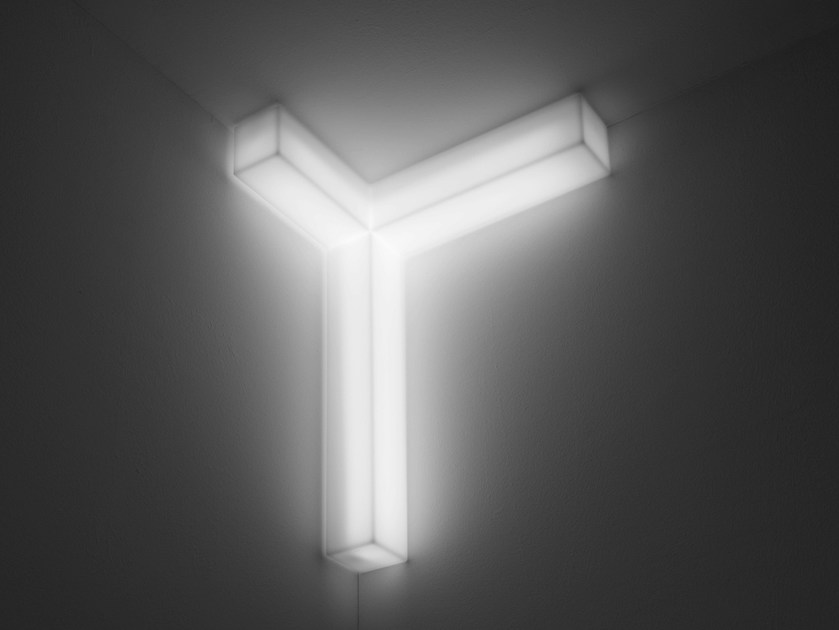 LED polyethylene wall lamp GEKO   Wall lamp by Martinelli Luce