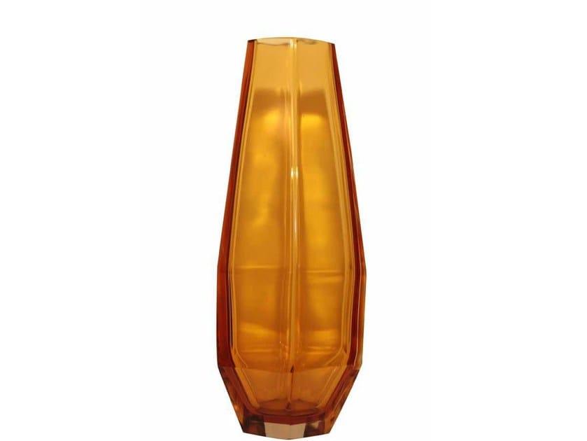 Murano Glass Vase Gemella By Purho Design Alessandro Mendini