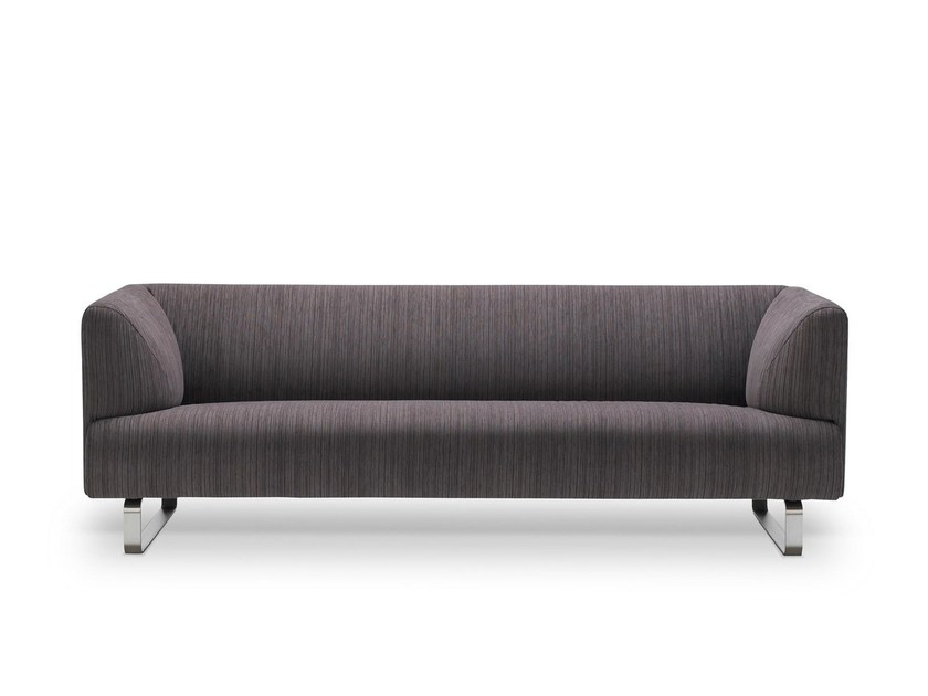 Fabric sofa GEMINI by Stouby