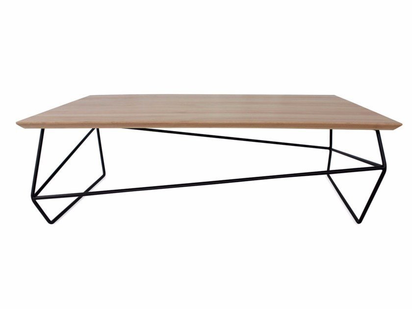 Contemporary style rectangular coffee table GEMMA | Rectangular coffee table by Altinox