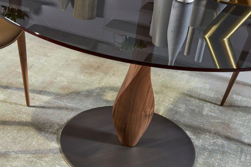 Emmebi Genesis Salotto Cristallo Tavolo Da In N8Ovmn0w