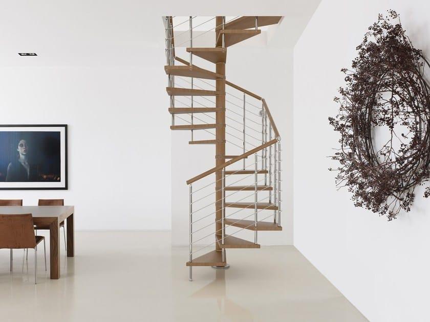 Genius 050 escalera de caracol by fontanot - Dimensiones escalera de caracol ...