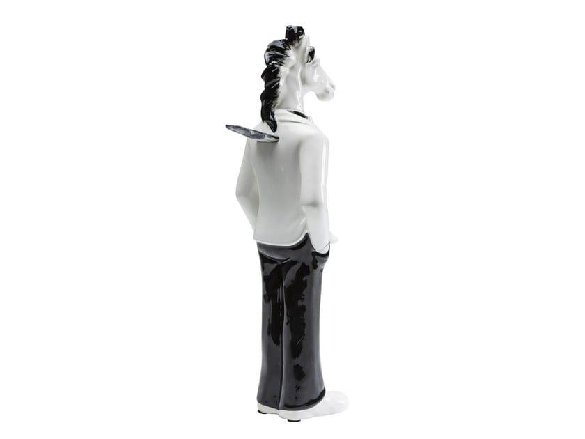 Salvadanaio in ceramica GENTLEMEN HORSE | Salvadanaio by KARE-DESIGN