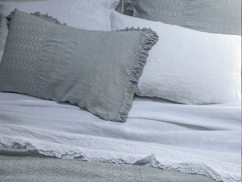 GENZIANA | Bedding set By LA FABBRICA DEL LINO