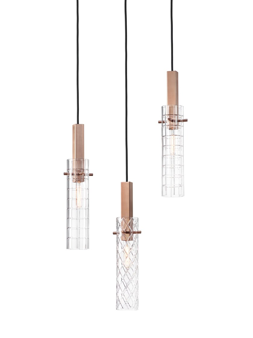 Geometric In Lighting A Lampada E Sospensione Preciosa Inox Diretta Cristallo Luce Acciaio VqSzULMpG