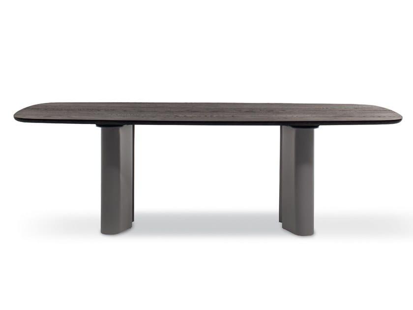 Tavolo da pranzo GEOMETRIC TABLE by Bonaldo