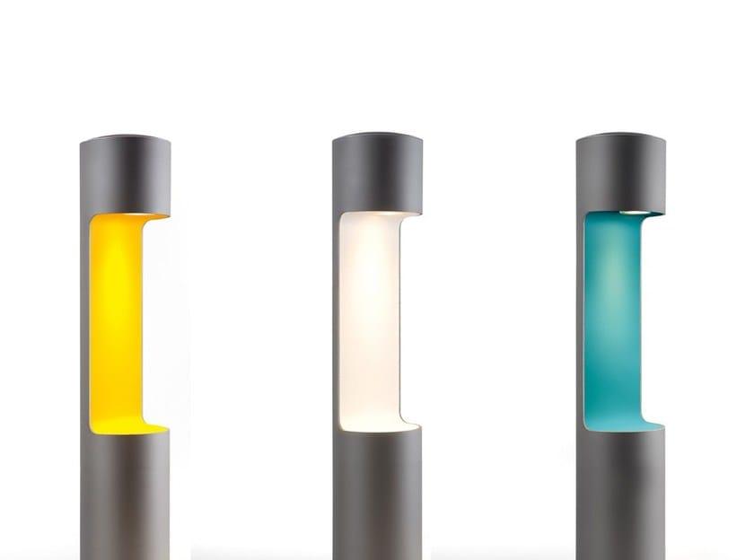 Halogen bollard light GEORGE by Modular Lighting Instruments