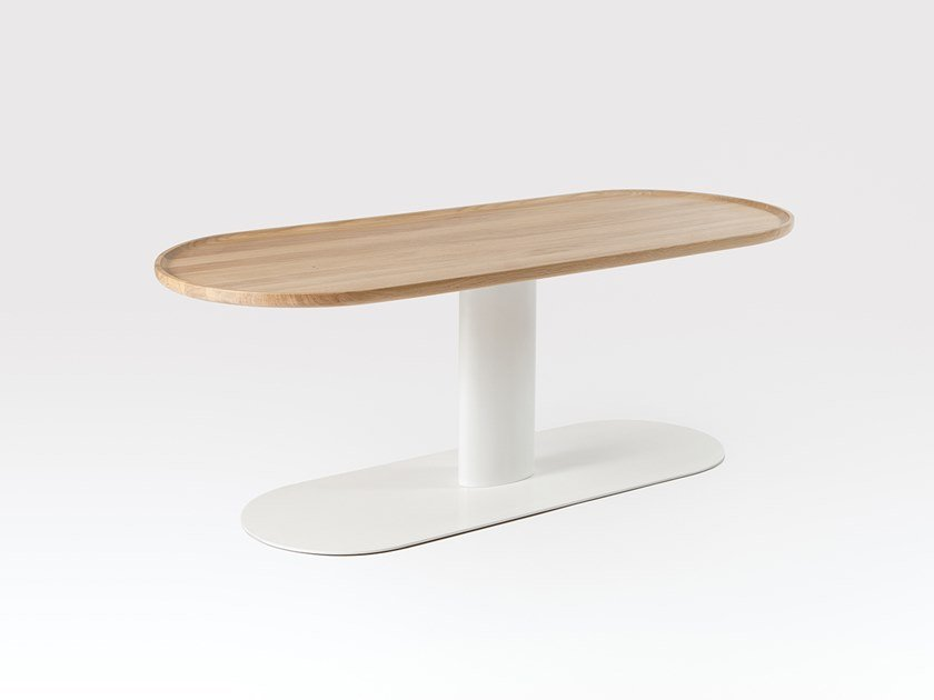 Oval coffee table GEORGIE | Coffee table by Liqui Contracts