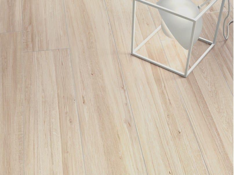 Pavimento in gres porcellanato effetto legno GEOWOOD by Casalgrande Padana