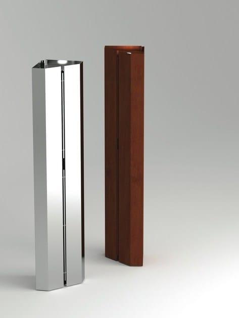 LED metal floor lamp GEVERS 91 COLUMN by axis71