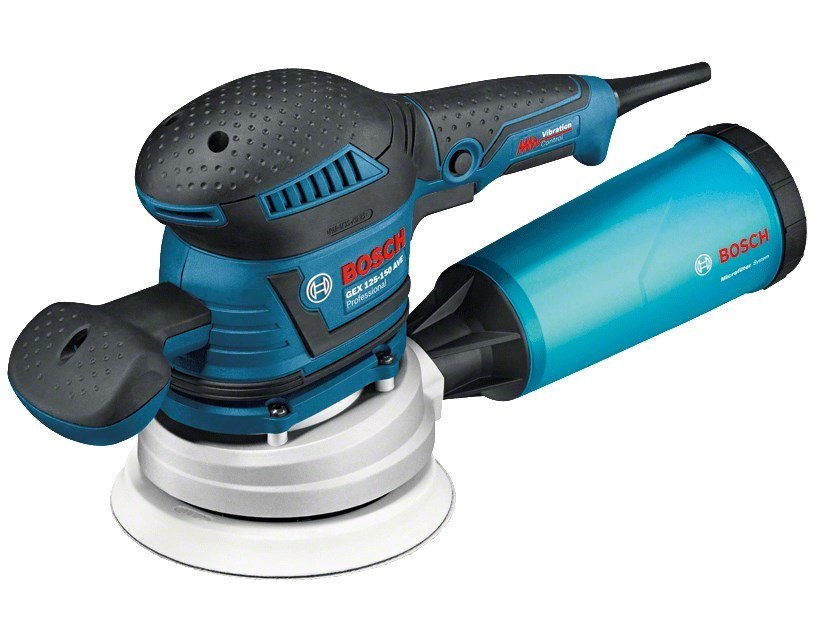 Sanders GEX 125-150 AVE Professional by BOSCH PROFESSIONAL