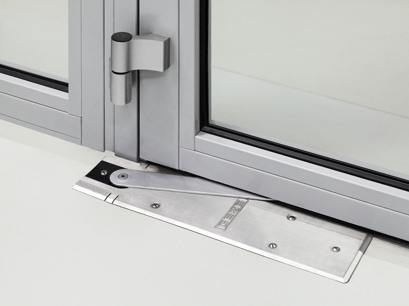 Spring Floor Door Closer GEZE TS 550 by GEZE