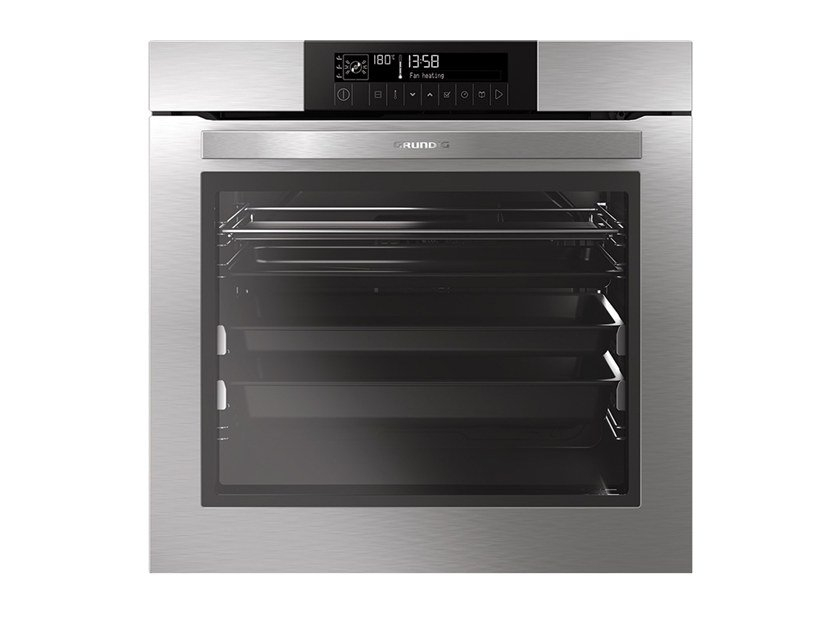Built-in multifunction pyrolitic oven GEZM 77001 XP | Pyrolitic oven by Grundig