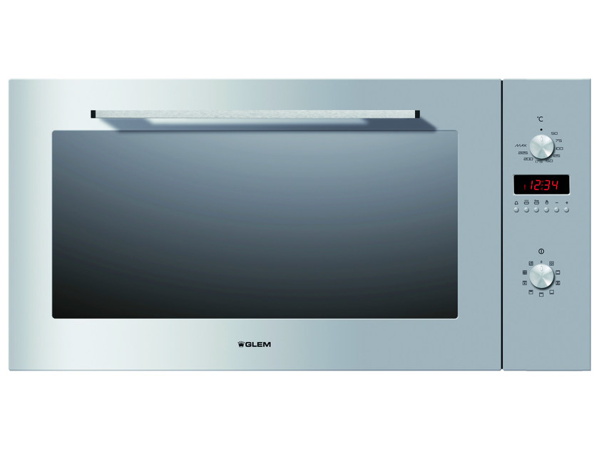 Built-in oven with triple glazed door Class A GF993IXN | Oven by Glem Gas