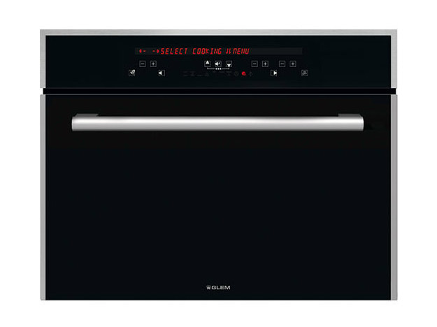 Built-in multifunction oven GFCM96BK | Oven by Glem Gas