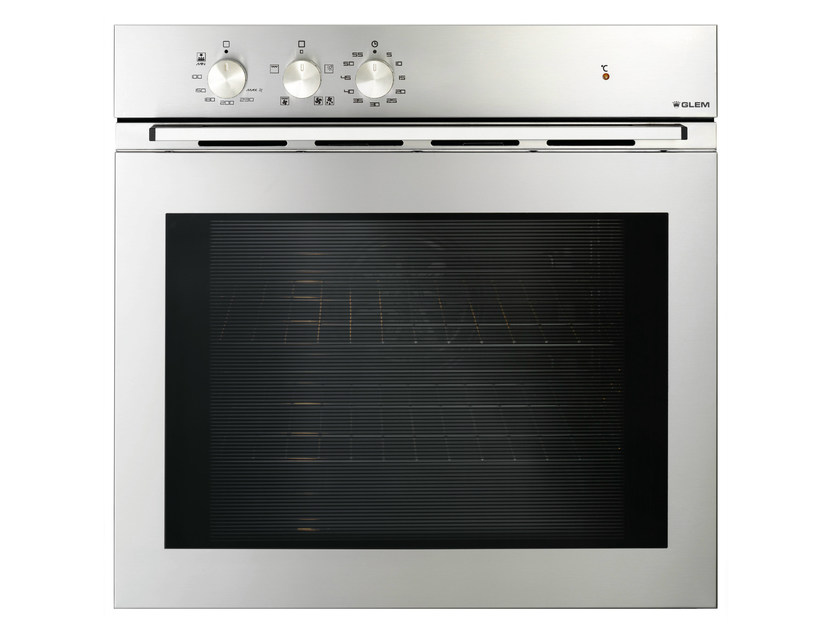 Electric oven with triple glazed door Class A GFEV21IXN   Oven by Glem Gas