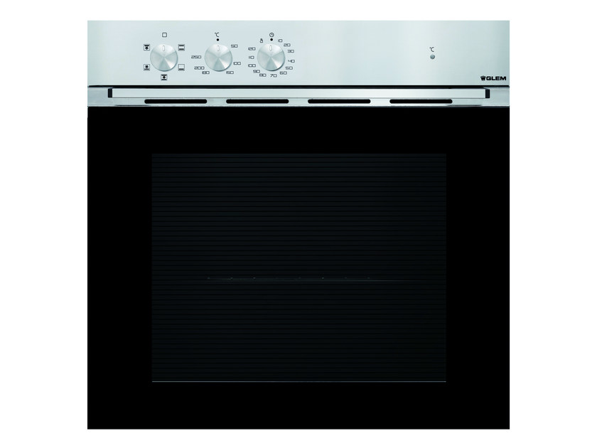 Electric oven with triple glazed door Class A GFM52IXN | Oven by Glem Gas