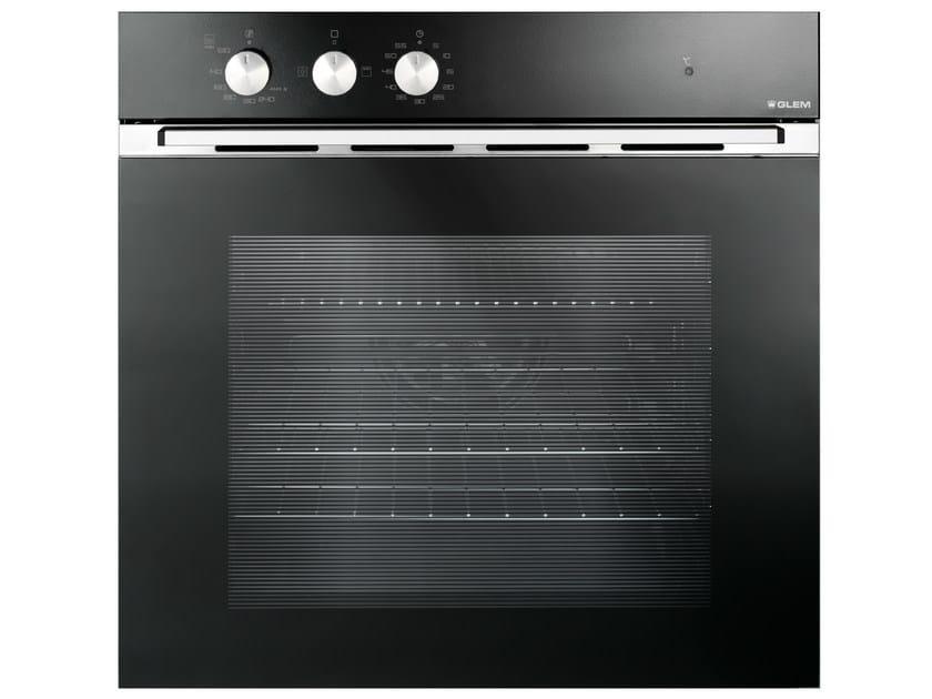 Gas built-in oven Class A GFMF21BKN | Oven by Glem Gas