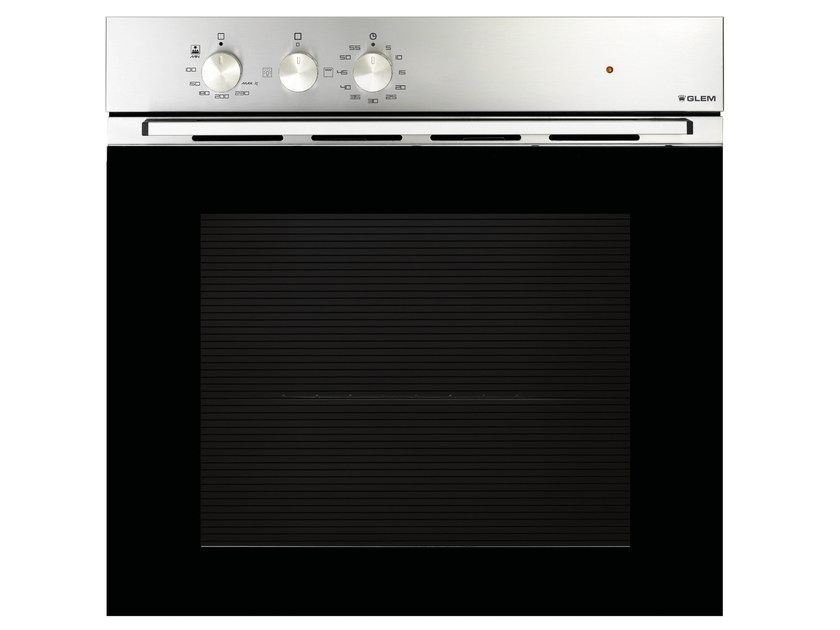 Gas built-in oven Class A GFMF21IXN | Oven by Glem Gas