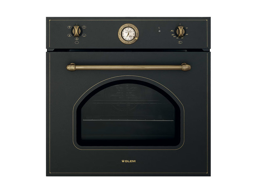 Built-in oven with triple glazed door GFN54AN | Oven by Glem Gas