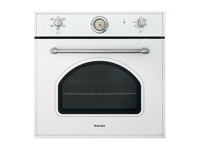 Built-in oven with triple glazed door GFN54BA | Oven by Glem Gas