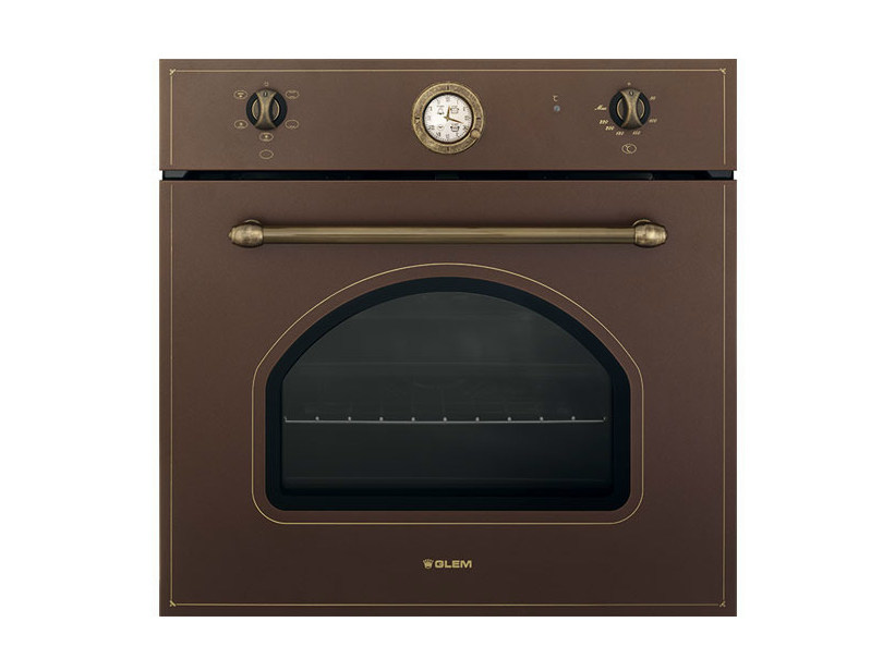 Built-in oven with triple glazed door GFN54RM | Oven by Glem Gas