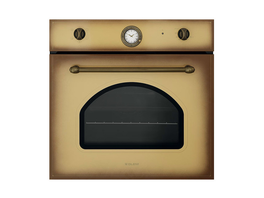 Built-in oven with triple glazed door GFN54TF | Oven by Glem Gas