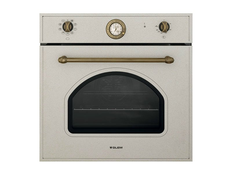 Built-in oven with triple glazed door GFN94AV | Oven by Glem Gas
