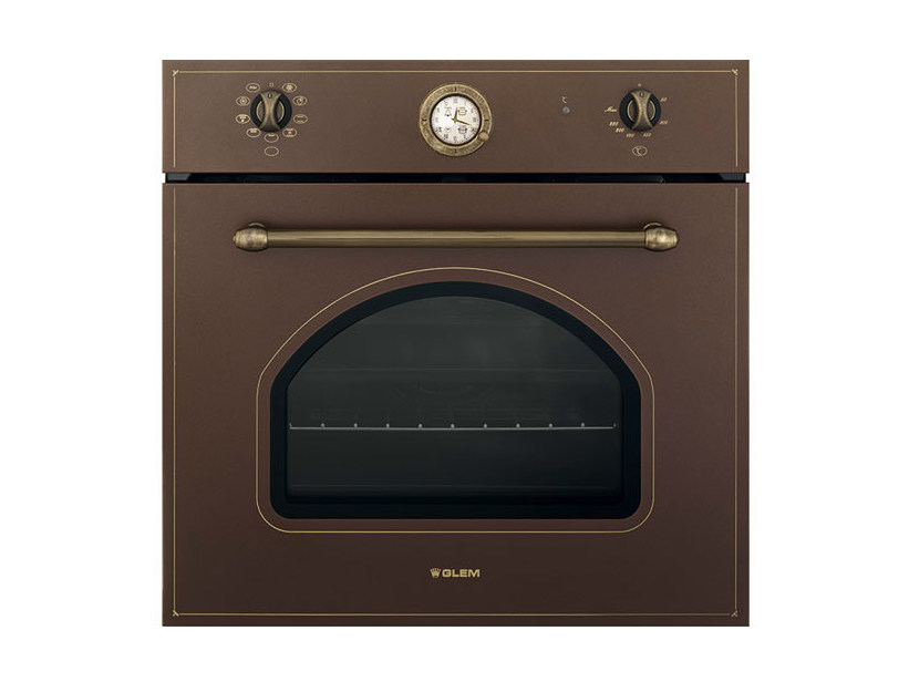 Built-in oven with triple glazed door GFN94RM   Oven by Glem Gas