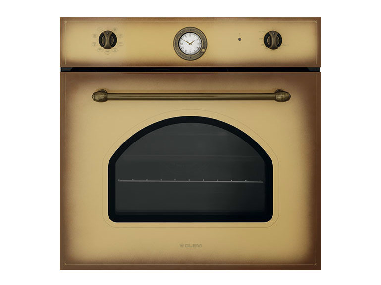 Built-in oven with triple glazed door GFN94TF | Oven by Glem Gas