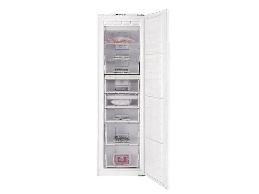 Built-in no frost vertical freezer GFNI 12410 | Vertical freezer by Grundig