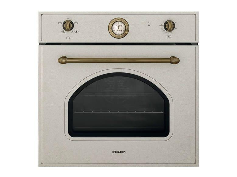 Built-in oven with triple glazed door GFNV25AV | Oven by Glem Gas