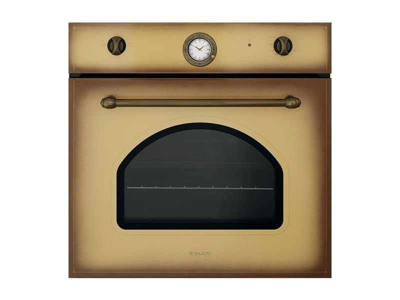 Built-in oven with triple glazed door GFNV25TF | Oven by Glem Gas