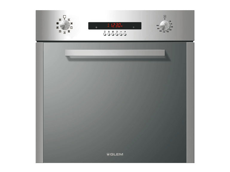 Built-in multifunction oven Class A GFS93IX | Oven by Glem Gas