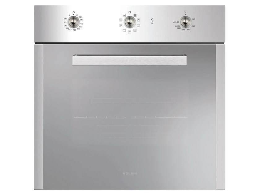 Electric oven with triple glazed door Class A GFS97IX | Oven by Glem Gas