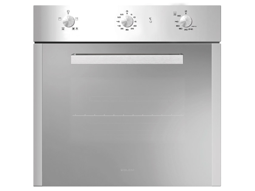 Electric oven with triple glazed door Class A GFSV21IX | Oven by Glem Gas