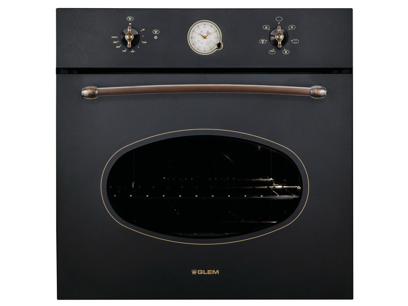 Electric oven with triple glazed door Class A GFT64ANN | Oven by Glem Gas
