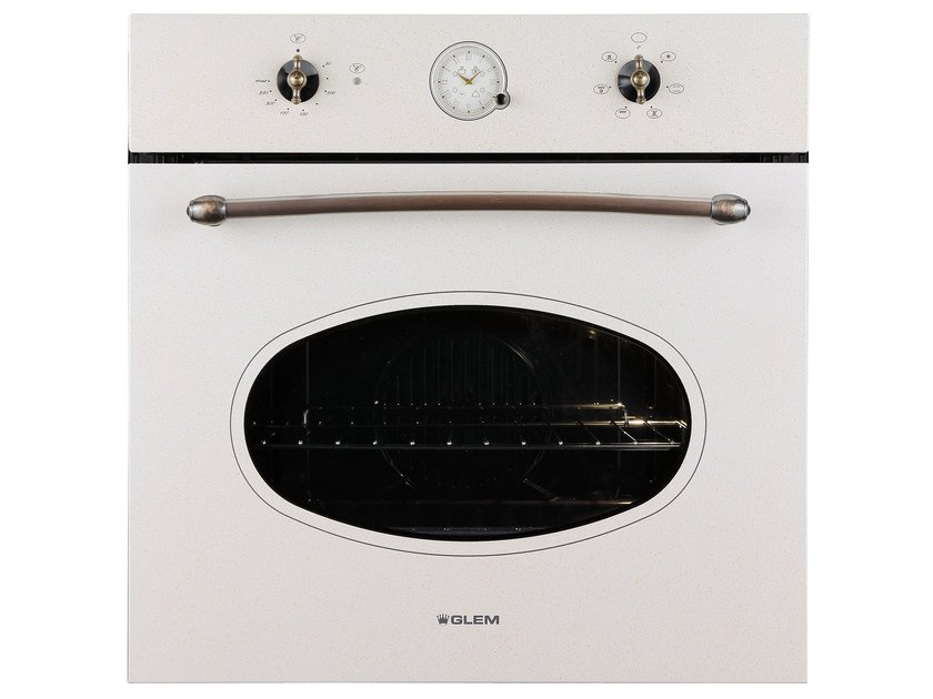 Electric oven with triple glazed door Class A GFT64SAN   Oven by Glem Gas