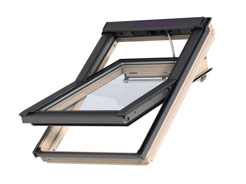 Finestra a bilico solare GGL INTEGRA® by Velux