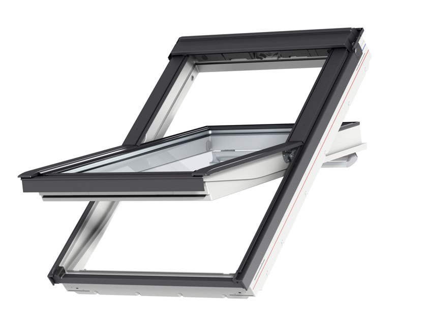 Centre-pivot Manually operated roof window GGU MANUAL by Velux