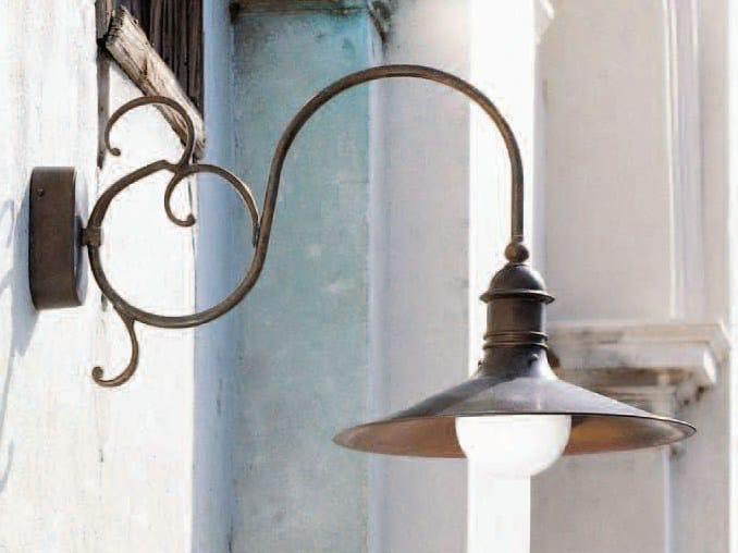 Metal wall lamp GHERLA | Wall lamp by Aldo Bernardi