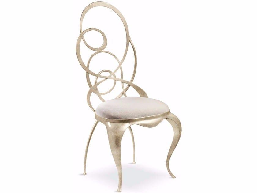 Iron chair GHIRIGORI | Chair by Cantori