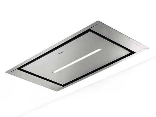Ceiling-mounted built-in cooker hood GHIS98IX   Cooker hood by Glem Gas