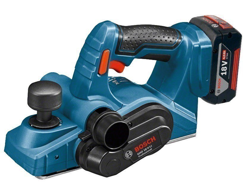 Special machinery for construction sites GHO 18 V-LI Professional by BOSCH PROFESSIONAL